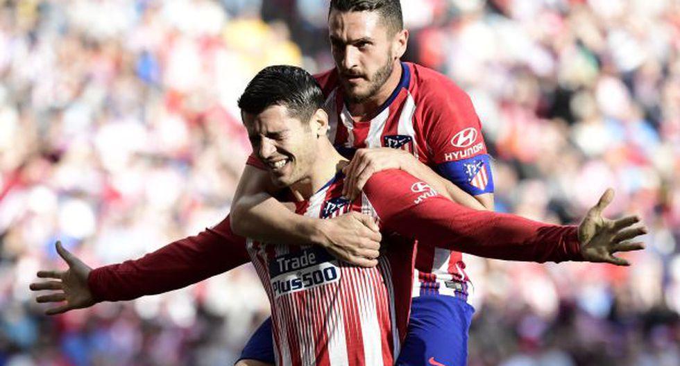 Atlético de Madrid vs. Villarreal: chocan por la fecha 15 de LaLiga Santander. (Foto: AFP)