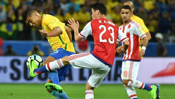 Paraguay tiene pocas chances de clasificar a la semifinal de la Copa América 2019. (Foto: AFP)