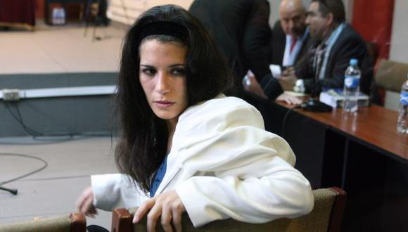 La suerte de Eva Bracamonte está en manos de la Corte Suprema de Justicia. (Luis Gonzales)