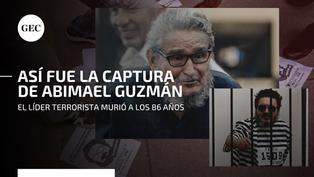 ¿Cómo se llevó a cabo la captura de Abimael Guzmán, el cabecilla de Sendero Luminoso?