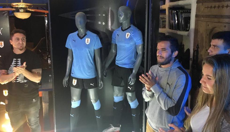 (Twitter: @Uruguay)