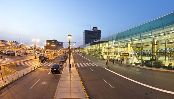 Las obras de ampliación contemplan contar con una nueva plataforma de 250 hectáreas para aumentar la capacidad de estacionamiento de aeronaves. (Foto: GEC)