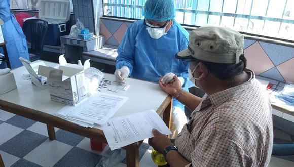 Tacna: Diresa anuncia que a la fecha más de 22 mil pacientes vencieron el COVID-19 (Foto referencial: Diresa Tacna)
