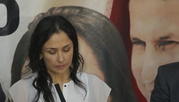 Nadine Heredia (Luis Centurión)