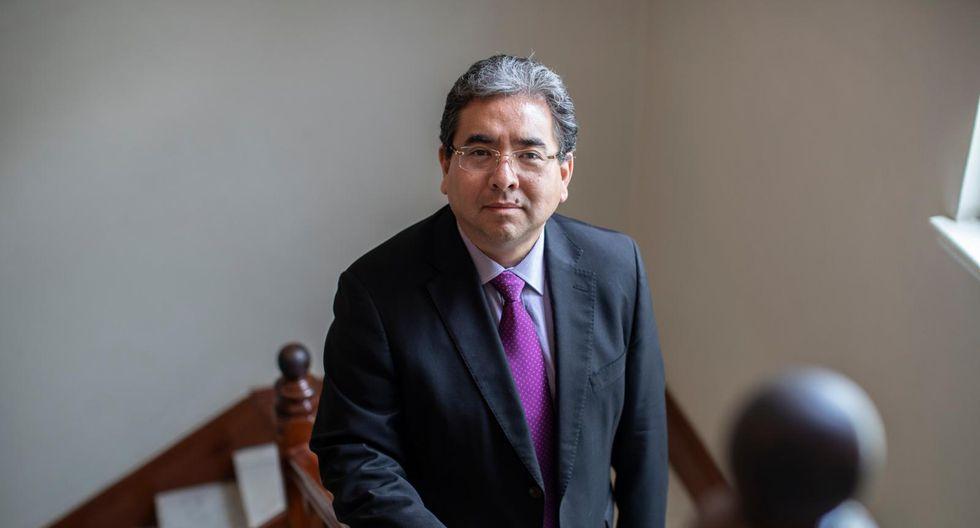 Shack fue elegido contralor general en julio de 2017 para un periodo de siete años (César Campos/GEC).