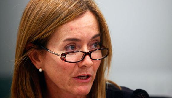 Marilú Martens, la ministra que asegura la continuidad en el ministerio de Educación. (USI)