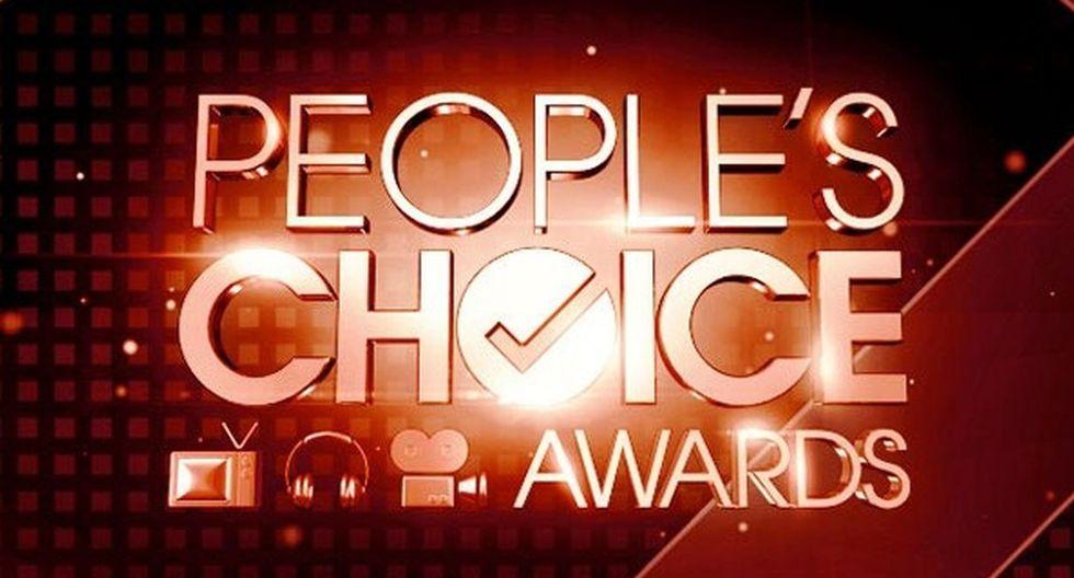 La ceremonia de los People's Choise Awards será el próximo 11 de noviembre. (Foto: Facebook People's Choise Awards)
