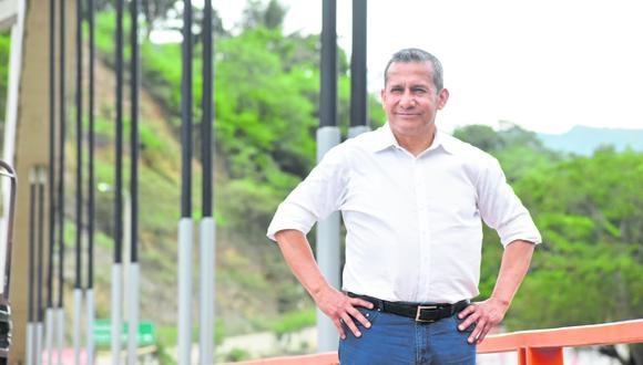 Ollanta Humala es el candidato presidencial del Partido Nacionalista. (Foto: Partido Nacionalista)