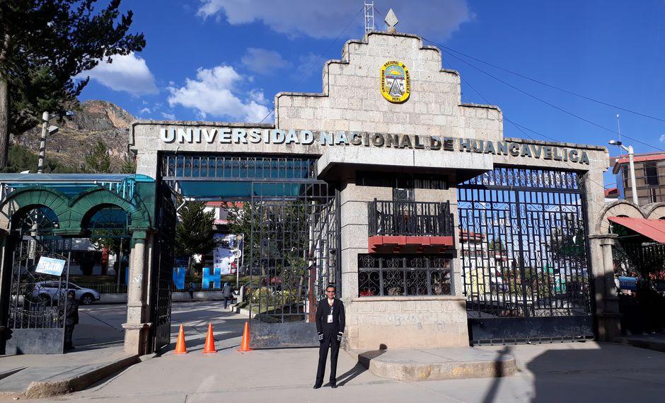 Universidad Nacional de Huancavelica (UNH) es el último centro de estudios que obtuvo el licenciamiento institucional. (Foto:Contaduría Pública)