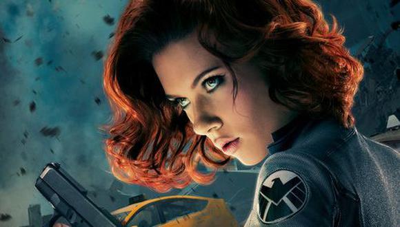 Marvel: Stan Lee abre la posibilidad de una película de 'Viuda Negra'. (Difusión)