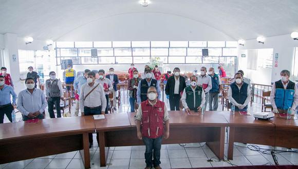Arequipa: Alcaldes de esta provincia de Arequipa piden la implementación del laboratorio para descarte de Covid-19. (Facebook Municipalidad de Arequipa)