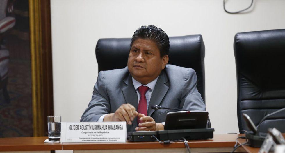 Ex congresista Glider Ushñahua murió de COVID-19 pese a que prueba rápida de esta enfermedad salió negativa (GEC)