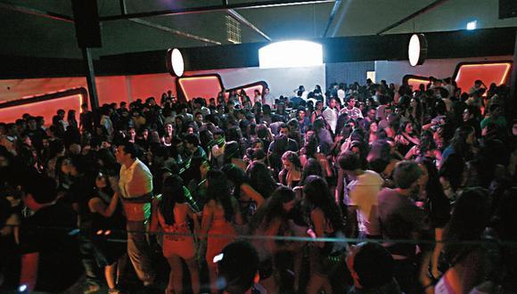 Por diversión. Jóvenes las consumen antes de ir a las discotecas. (Perú21)