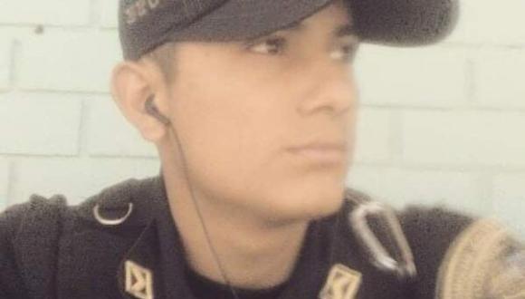 Ya se está tramitando la detención preliminar del presunto asesino., según el Comandate General José Luis Lavalle. (Foto: Facebook)