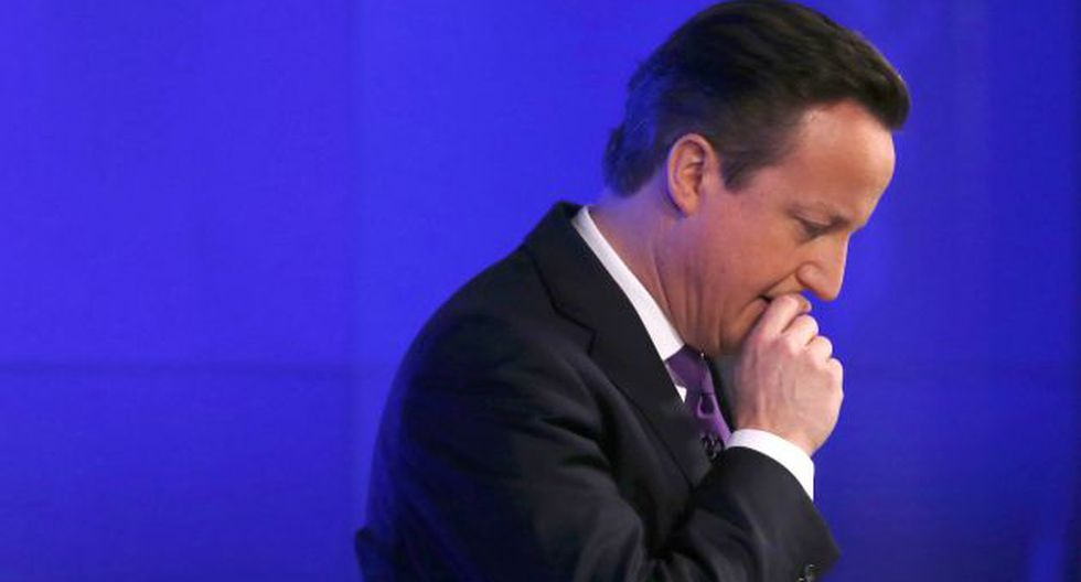 ACCIÓN Y REACCIÓN. Las declaraciones de Cameron generaron preocupación en la Unión Europea. (Reuters)