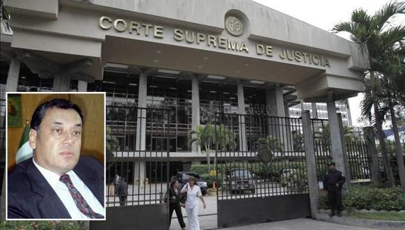 Corte Suprema de Justicia recibió el caso del Juzgado Décimo Segundo de Paz de San Salvador. (El Comercio/EFE)