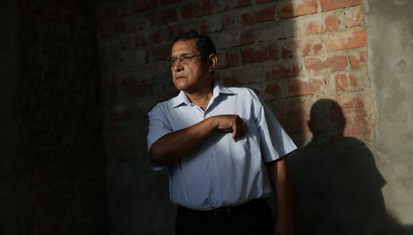 Víctor Huarancca (Perú21)