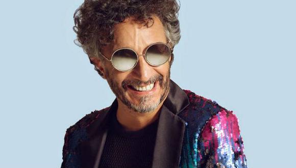 Fito Páez tiene más de 30 años de carrera musical. (Facebook Oficial de Fito Páez)