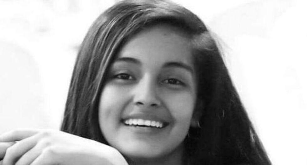 La joven voleibolista falleció la mañana de este domingo y ha puesto de luto al deporte peruano. (Facebook Alessandra Chocano)