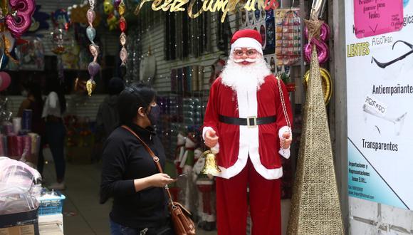 ¿Qué dijo el Gobierno sobre los horarios que tendrán los peruanos para realizar sus compras esta Navidad y Año Nuevo? (Foto: Jesús Saucedo / GEC)