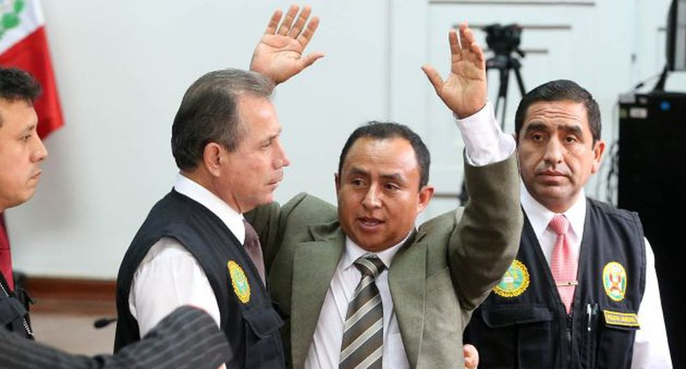 Gregorio Santos fue elegido como candidato presidencial de Democracia Directa. (USI)