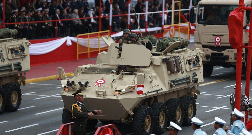 Tome en cuenta el plan de desvíos implementado por la Gran Parada Militar. (GEC)