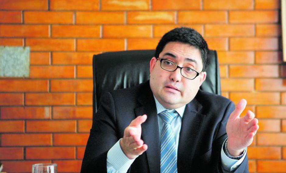 El procurador Jorge Ramírez fue denunciado por el procurador anticorrupción Amado Enco.(Foto: Archivo)
