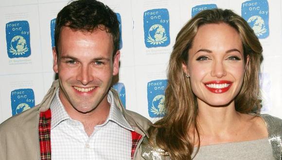 Angeline Jolie y Jonny Lee Miller se conocieron en la película Hackers (Foto: Getty Images)