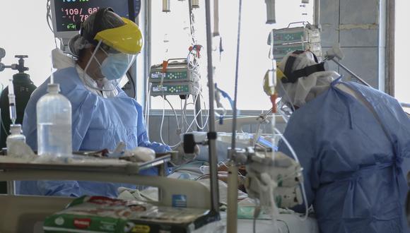 Alcaldes fallecieron producto de la pandemia que azota al mundo. (Foto: AFP)