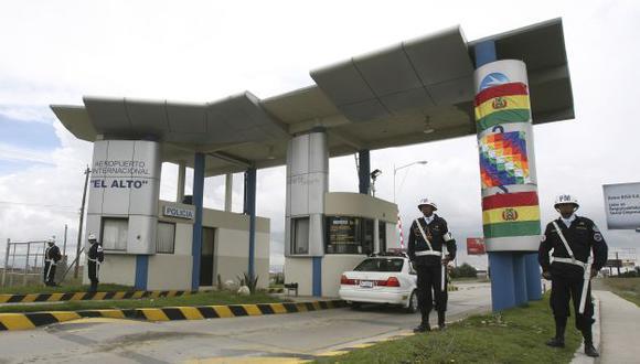 Ejército tomó terminales. (Reuters)
