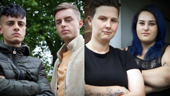 ¿Qué se hace cuando eres atacado por amar a tu pareja y la sociedad no lo acepta? (BBC)
