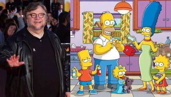 """Guillermo del Toro aparecerá en un capítulo de """"Los Simpson"""". (Foto: EFE/Fox)"""