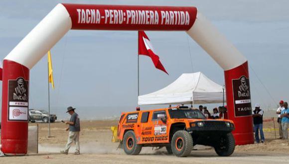 Es la primera vez que esta competencia se realiza en tierras peruanas. (Líbero)