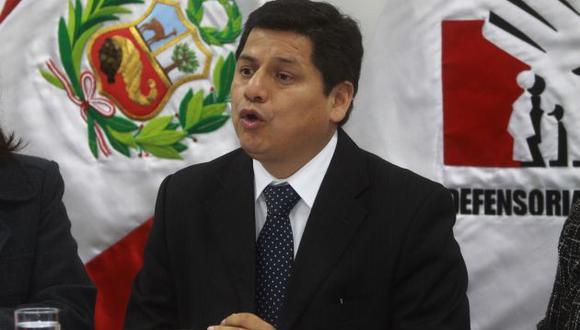 Eduardo Vega recordó que ya existe jurisprudencia sobre el tema. (USI)