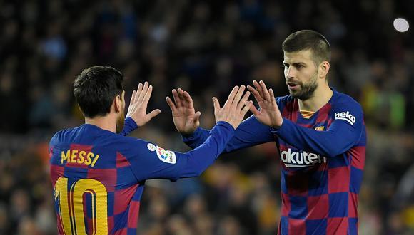 LaLiga española volverá a disputarse en junio. (Foto: AFP)