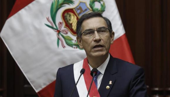 El proyecto comprende modificaciones normativas, señaló Vizcarra. (Foto: GEC)