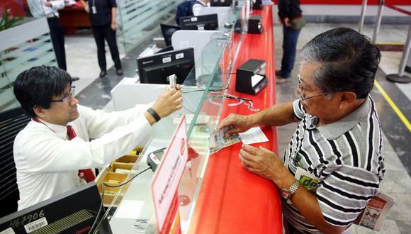 Los jubilados están en la mira de los delincuentes. (Foto: Andina)