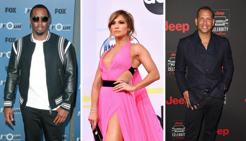 Jennifer Lopez recibe halagos de su expareja y de Alex Rodríguez por su figura (Foto: AFP)