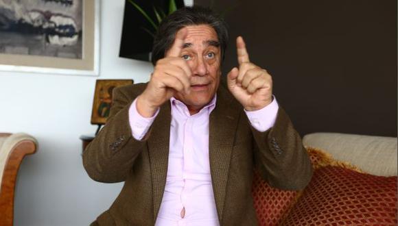 Luis Thais aseguró que Perú Posible sigue vivo pese al Caso Ecoteva. (Perú21)