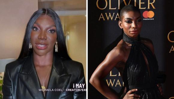 "Michaella Coel es el segundo actor confirmado para ""Black Panther: Wakanda Forever"". (Foto: Film Independent / Justin Tallis / AFP)"