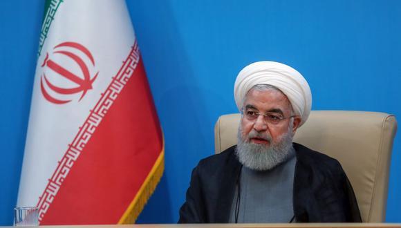 Irán y seis grandes potencias mundiales alcanzaron un histórico acuerdo en 2015 por el que Teherán se comprometía a limitar su programa nuclear. En la imagen, el presidente Hassan Rohani. (Foto: AFP)