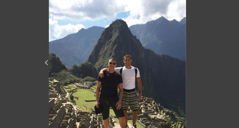 Stefano Gabbana visitó Lima y el Cusco. (Instagram)