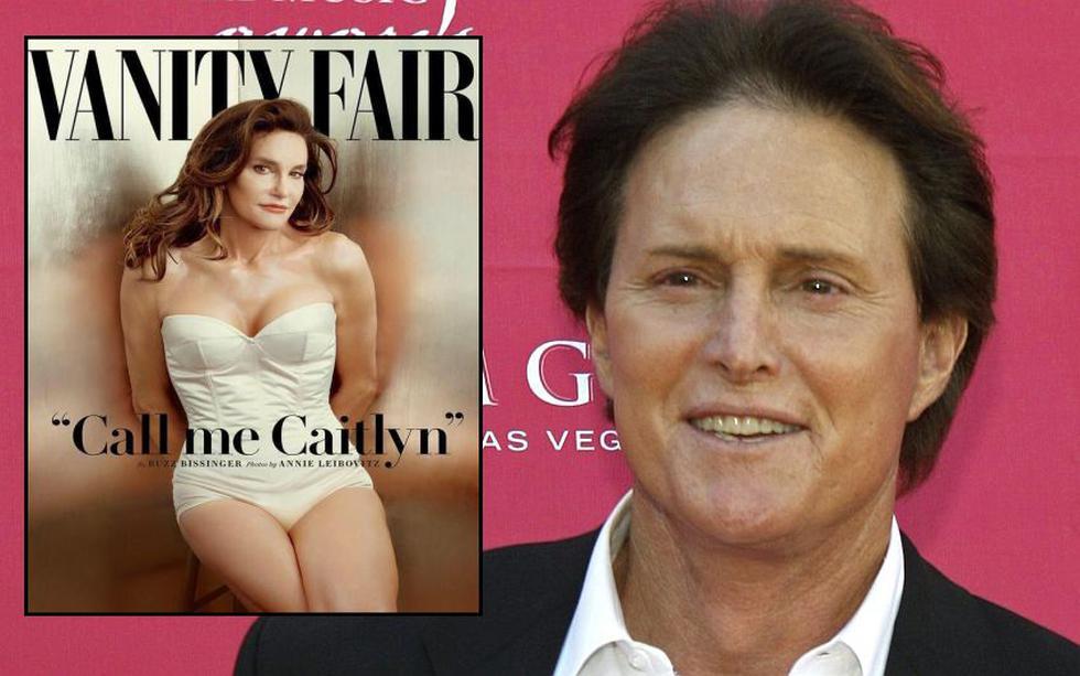 Bruce Jenner posa como mujer para Vanity Fair y pide que lo llamen Caitlyn. (Reuters/Vanity Fair)
