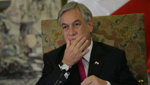 Piñera genera controversia. (Luis Gonzáles)