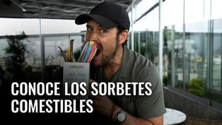 Conoce los sorbetes comestibles [VIDEO]