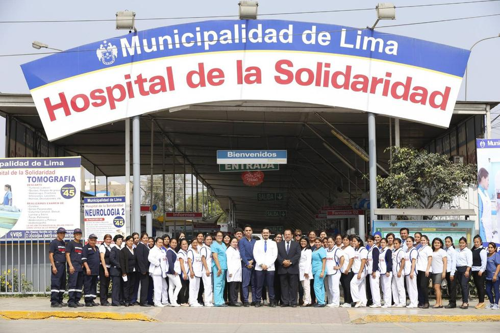 Hospital de la Solidaridad. (Difusión)