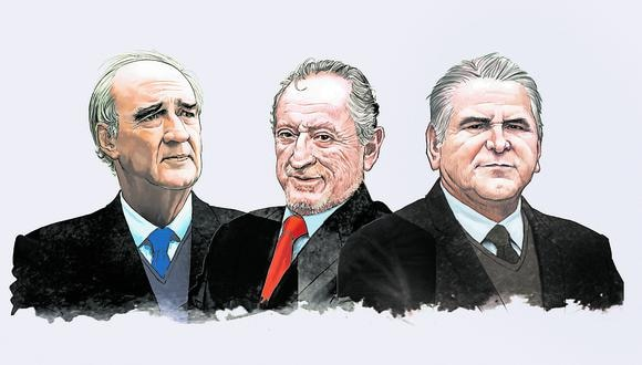 José Antonio García Belaunde, Bernardo Roca Rey y Daniel Parodi reflexionan sobre los retos de un país en permanente aprendizaje (Mechain).