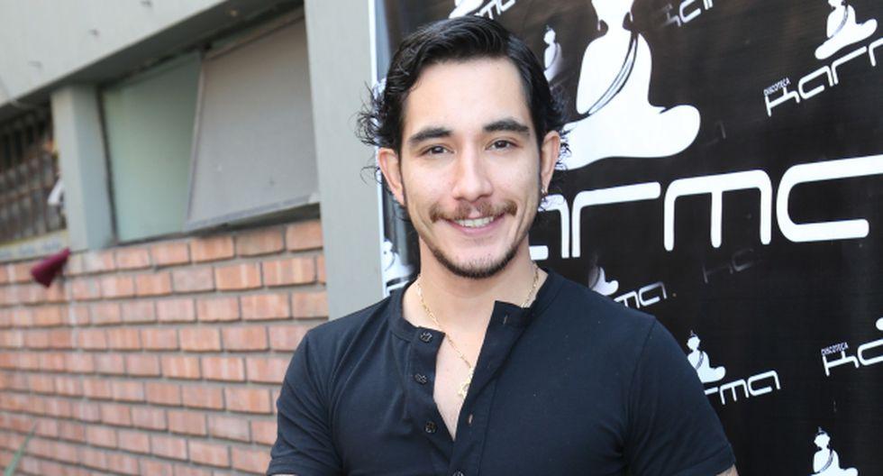 Christopher Gianotti reemplazará a Christian Domínguez. (USI)