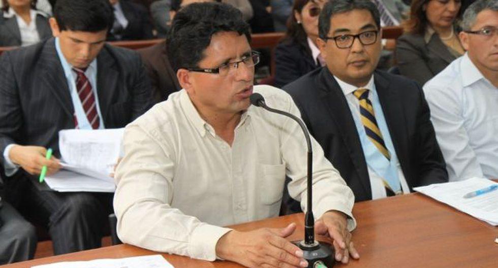 Kléver Meléndez fue hallado culpable del delito de cohecho y colusión agravada. (USI)