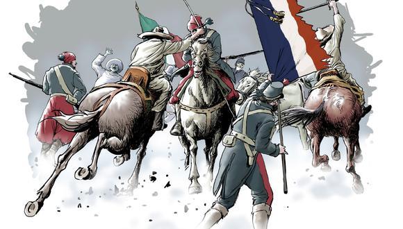 Ilustrado por Mechaín.